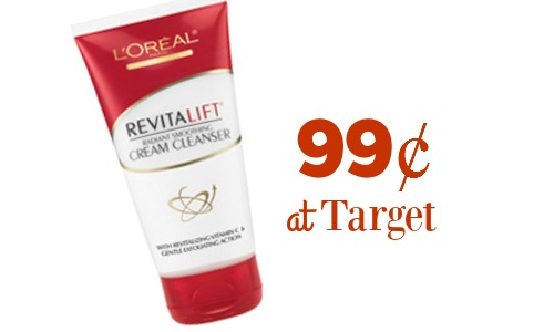 l'oreal revitalift cleanser