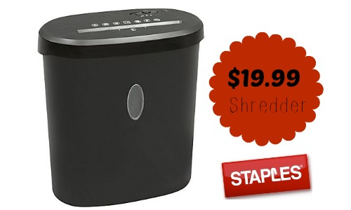 omnitech shredder deal