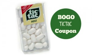 tictac coupon