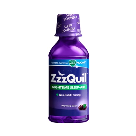 vicks zzzquil