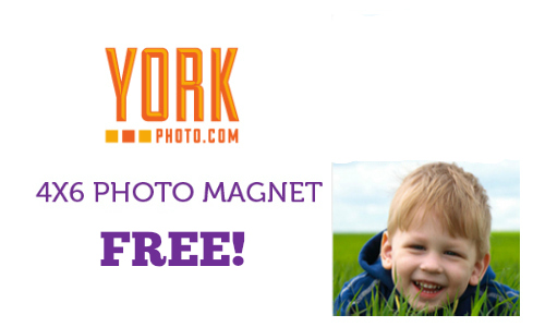 York Photo | Free 4x6 Magnet
