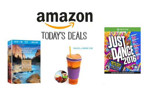 Amazon Deals: Just Dance 2016 + More