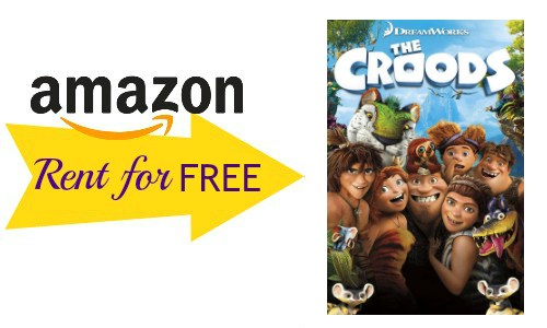 Amazon Instant Video: The Croods, Free