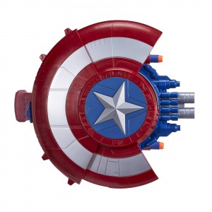 MARVEL'S CAPTAIN AMERICA CIVIL WAR CAPTAIN AMERICA BLASTER REVEAL SHIELD