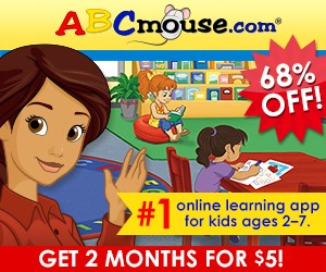 abc mouse sale