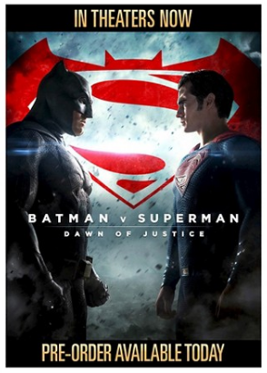 batman vs superman pre-order