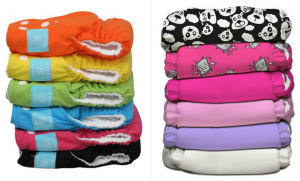 cloth diaper sets