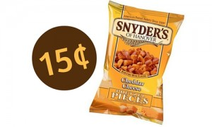 Snyder's Pretzel Coupon(2)