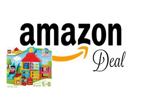 Amazon LEGO Duplo, $11.28