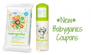 babyganics coupons