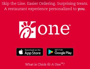 chickfila app