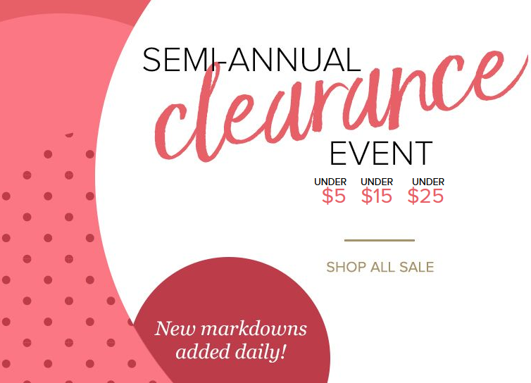 clearance sale thredup