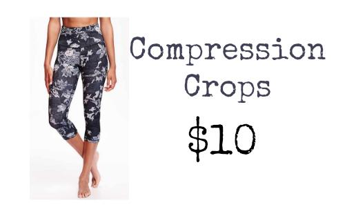 compression crops