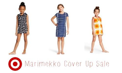 marimekko girls' swim cover ups