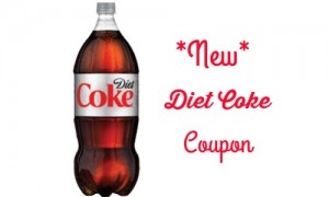 diet coke coupon deal
