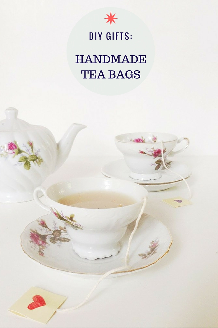 diy gifts homemade tea bags southern savers. Black Bedroom Furniture Sets. Home Design Ideas