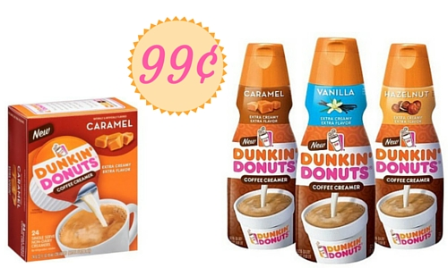 dunkin' donuts creamer coupons