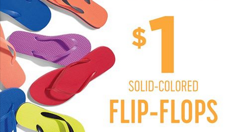 Old Navy 1 Flip Flop Sale 2017 Today Southern Savers