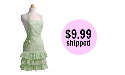 Flirty Apron Sale + Free Shipping