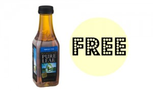 free lipton tea