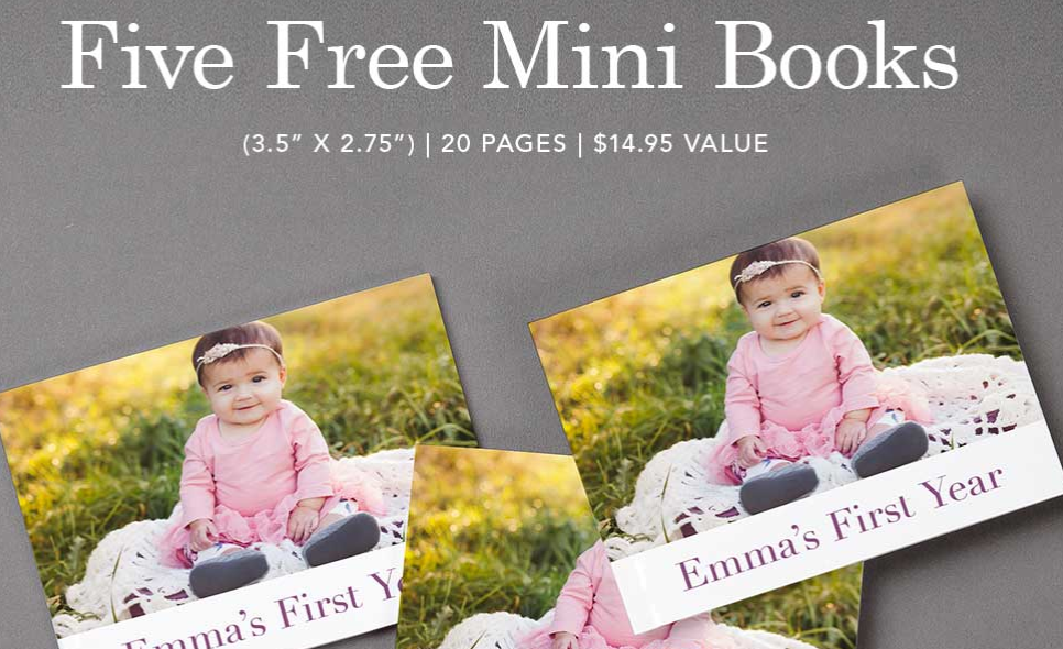 free mini books
