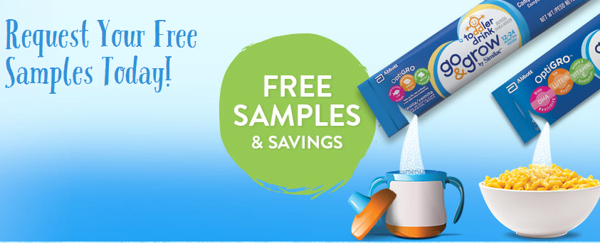 free samples similac coupons