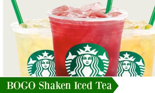 teavana shaken iced teas