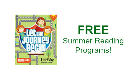 Free Kids Reading Program