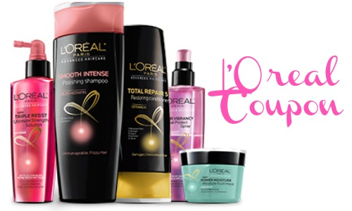 l'oreal coupon advanced hair care