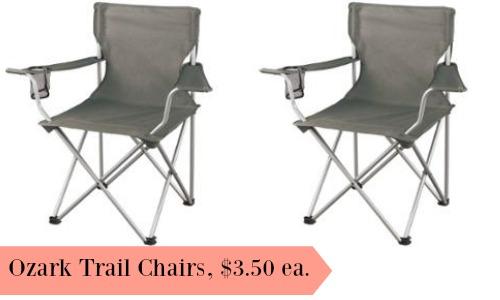 ozark trail armchairs