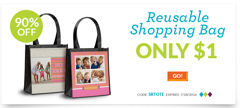 reusable tote york photo