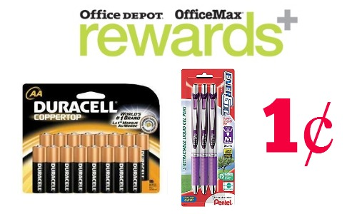 office depot rewards deal