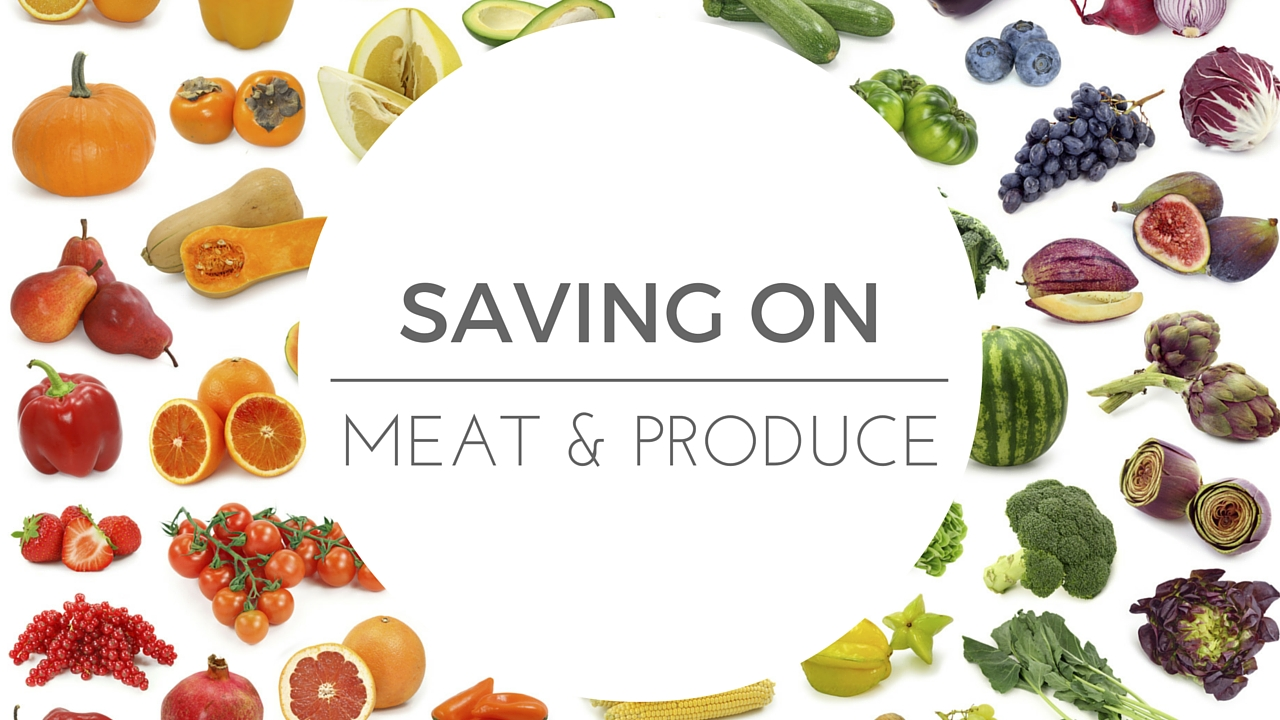 saving on meat & produce hangout