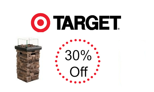 Target: 30% Fire Pits