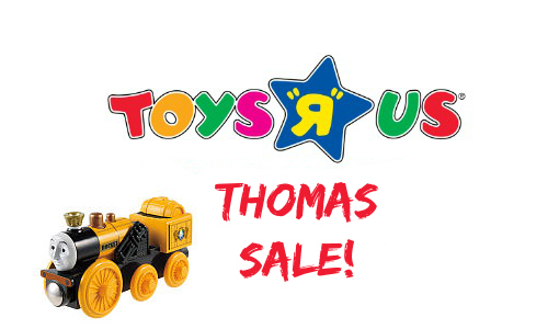 Toys R Us: Thomas Toy Sale