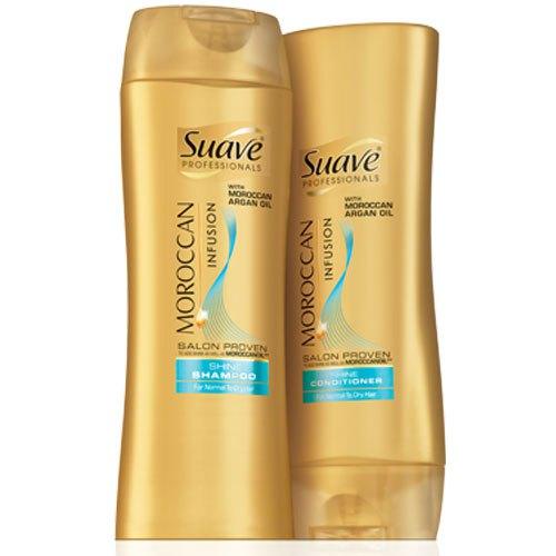 Suave shampoo coupons