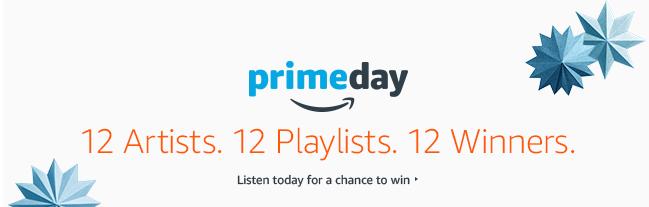 Amazon Prime Music Experience