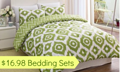 reversible bedding sets