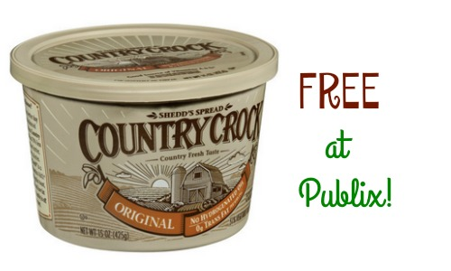 free country crock spread