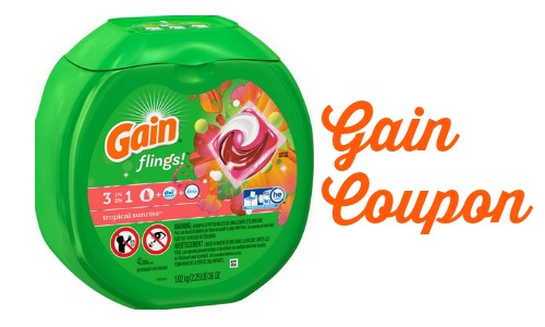 gain coupon