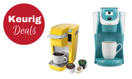are you looking for a keurig deal hereu0027s one for you right now kohlu0027s has two coupons you can stack together to save a chunk off any keurig brewer