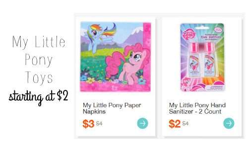 my little pony sale
