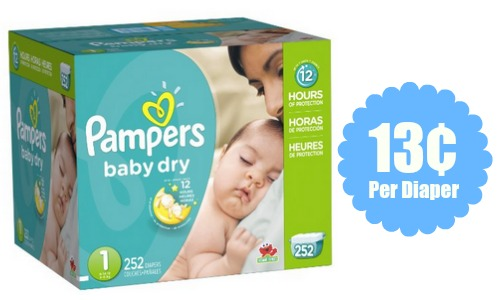 pampers economy pack baby dry