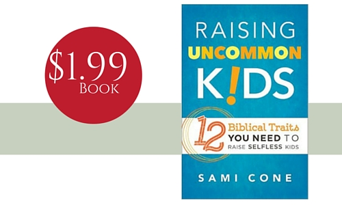 raising uncommon kids book