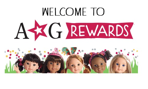 american girl rewards program