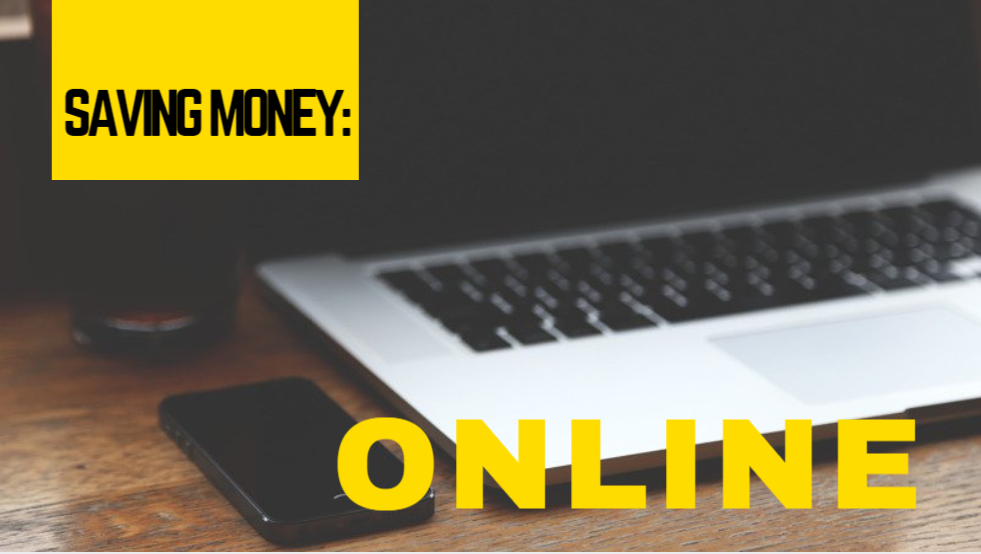 saving money online hangout