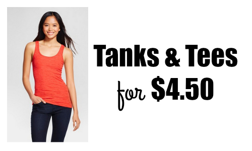 tanks and tees