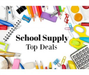 top school supply deals