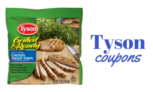 tyson coupons
