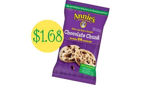 Annie's Cartwheel offer
